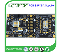 FR4 Industrial Personal Computer Multilayer Printed Circuit Board And PCB Manufacturer