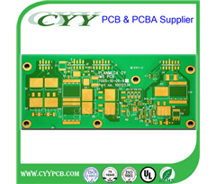 Multi-layer/6layer/4layer/double side HASL fr4 pcb